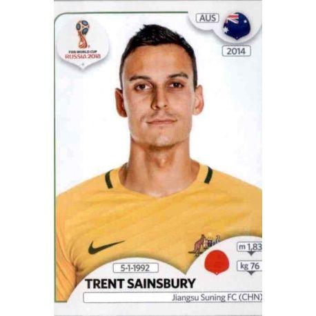 Trent Sainsbury Australia 219 Australia