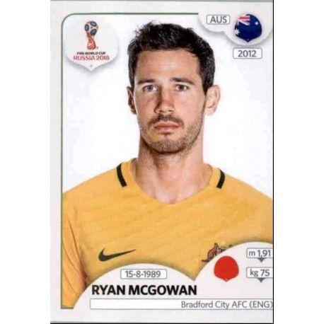 Ryan McGowan Australia 220 Australia