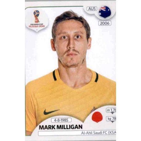 Mark Milligan Australia 221 Australia