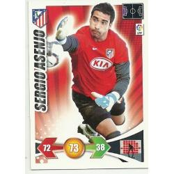 Sergio Asenjo Atlético Madrid 37