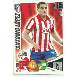 Ant. López Atlético Madrid 43