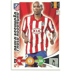 Paulo Assunçao Atlético Madrid 45