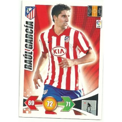 Raul Garcia Atlético Madrid 47