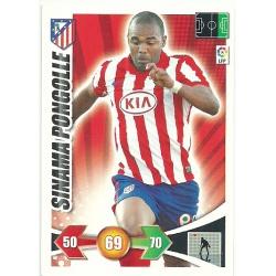 Sinama Pongolle Atlético Madrid 51