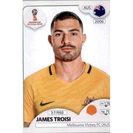 James Troisi Australia 223 Australia