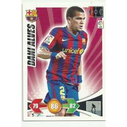Dani Alves Barcelona 56