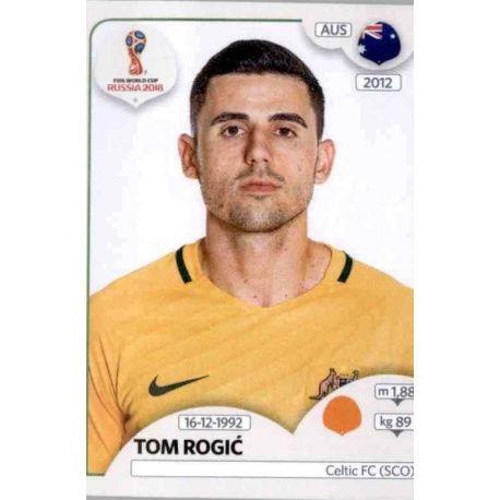 Tom Rogic Australia 227 Australia