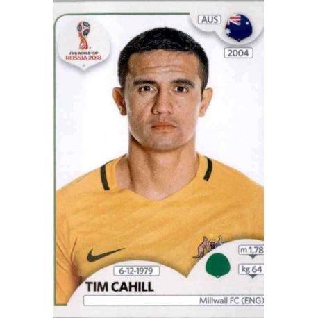 Tim Cahill Australia 228 Australia
