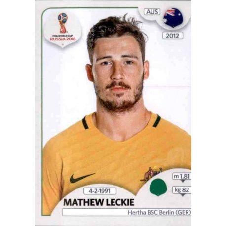 Mathew Leckie Australia 229 Australia