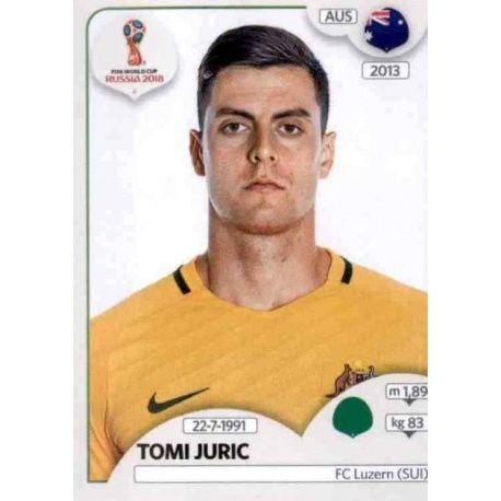 Tomi Juric Australia 230 Australia