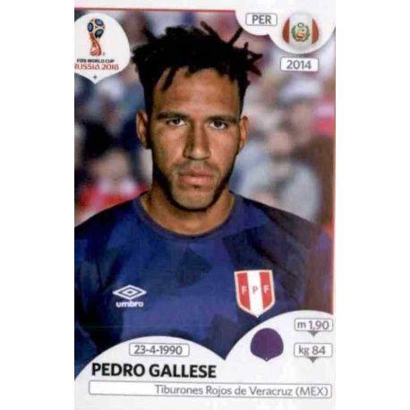 Pedro Gallese Peru 234 Peru