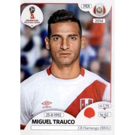 Miguel Trauco Peru 237 Peru