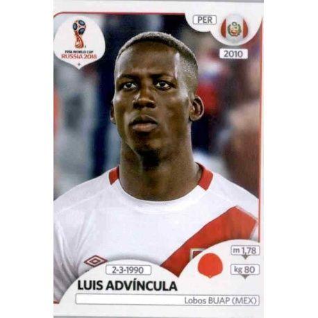 Luis Advíncula Peru 239 Peru
