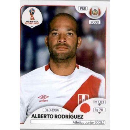 Alberto Rodríguez Peru 240 Peru