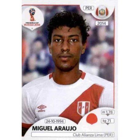 Miguel Araujo Peru 241 Peru