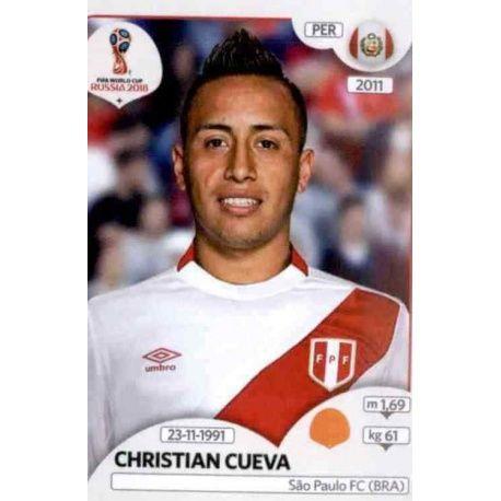 Christian Cueva Peru 242 Peru