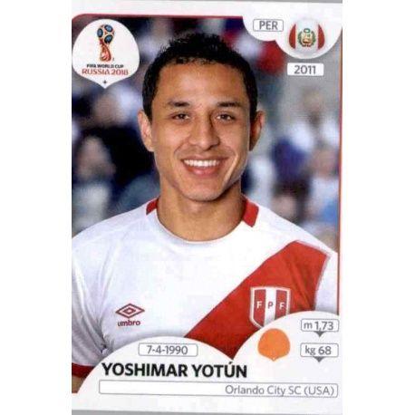 Yoshimar Yotúnv Peru 245 Peru