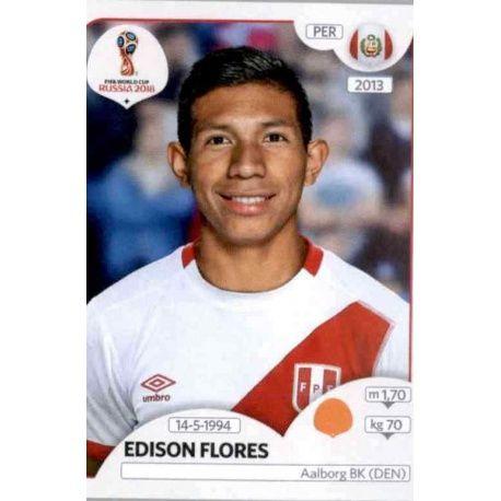 Edison Flores Peru 246 Peru