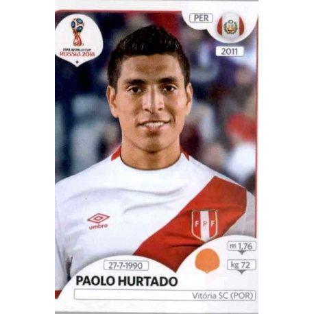 Paolo Hurtado Peru 247 Peru