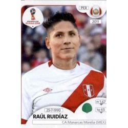 Raul Ruidíaz Peru 250