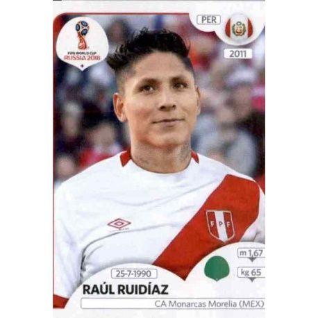 Raul Ruidíaz Peru 250 Peru