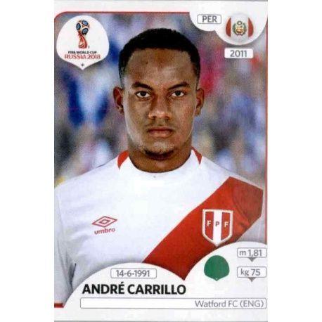 André Carrillo Peru 251 Peru