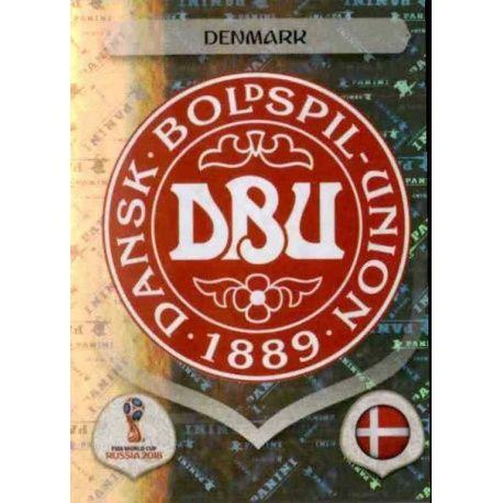 Escudo Dinamarca 252 Denmark