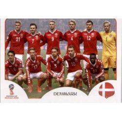 Alineación Dinamarca 253
