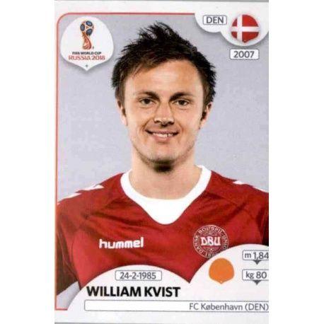 William Kvist Dinamarca 263 Dinamarca