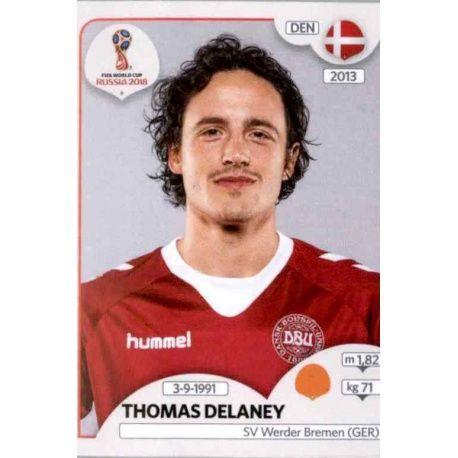 Thomas Delaney Dinamarca 264 Dinamarca