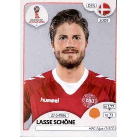 Lasse Schöne Dinamarca 266 Dinamarca