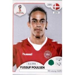 Yussuf Poulsen Dinamarca 270
