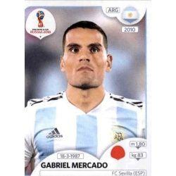 Gabriel Mercado Argentina 275