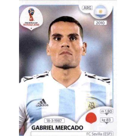 Gabriel Mercado Argentina 275 Argentina
