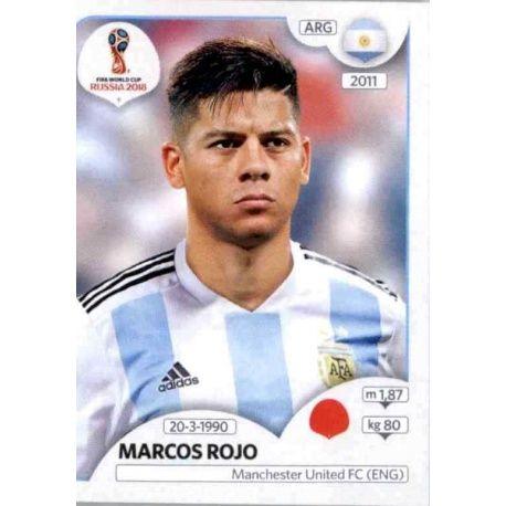 Marcos Rojo Argentina 279 Argentina