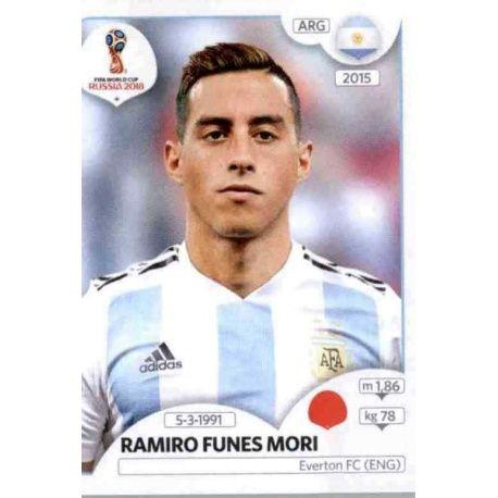 Ramiro Funes Mori Argentina 280 Argentina