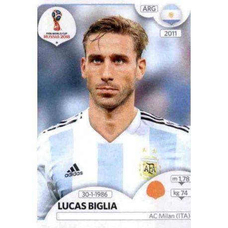 Lucas Biglia Argentina 281 Argentina