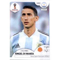 Ángel Di María Argentina 283