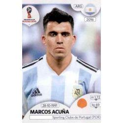 Marcos Acuña Argentina 284
