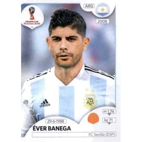 Éver Banega Argentina 285 Argentina