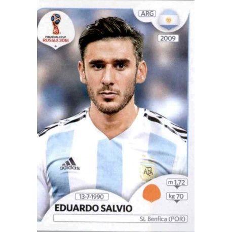 Eduardo Salvio Argentina 286 Argentina