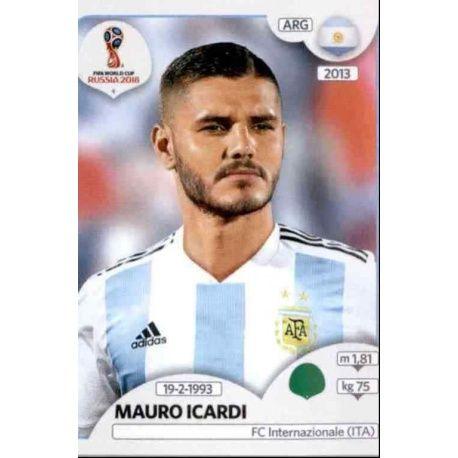 Mauro Icardi Argentina 287 Argentina