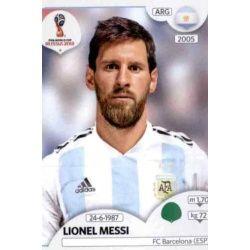 Lionel Messi Argentina 288