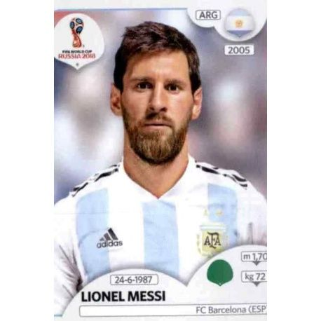 Lionel Messi Argentina 288 Argentina
