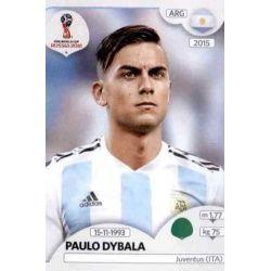 Paulo Dybala Argentina 289