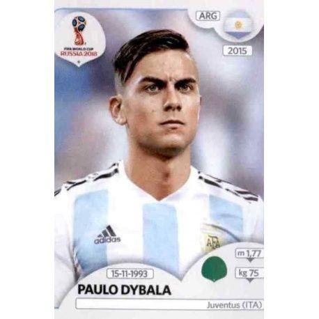 Paulo Dybala Argentina 289 Argentina