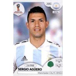 Sergio Agüero Argentina 290