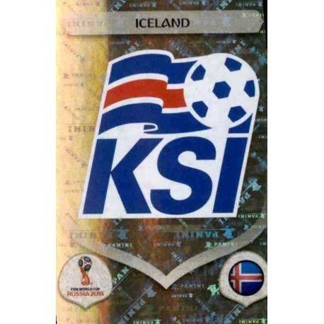 Escudo Islandia 292 Islandia