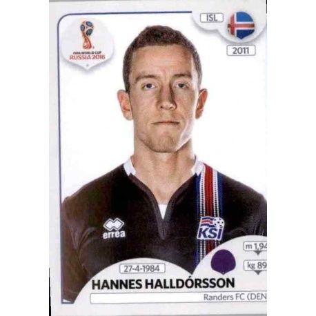 Hannes Halldórsson Islandia 294 Islandia