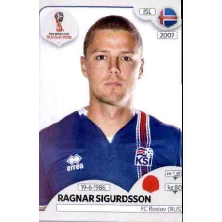 Ragnar Sigurðsson Islandia 296 Islandia